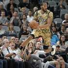 Spurs vencen a Grizzlies gracias a Aldridge y Leonard