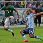 Argentina cae en La Paz en primer partido de sanción a Messi
