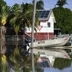Mãe e dois filhos morrem afogados em inundações na Austrália