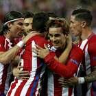 Un gol de Griezmann acerca al Atlético a semifinales