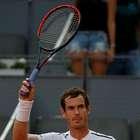 Murray joga para o gasto e vence estreia no Masters de Madri