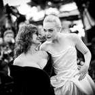 Vulgar o elegante: El escote de Susan Sarandon en Cannes ...
