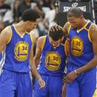 Mira en vivo Spurs vs Warriors: Playoffs de la NBA hoy lunes