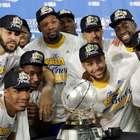 Golden State pasa invicto a las Finales de la NBA