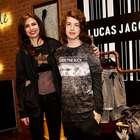 Na companhia de Luciana Gimenez, Lucas Jagger lança ...