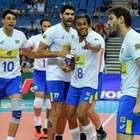 Brasil conquista segunda vitória consecutiva na Liga Mundial