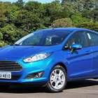 Ford Fiesta ganha versão turbo mais barata