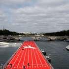 Paris promove candidatura à Olimpíada com dia esportivo