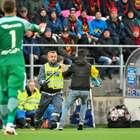 Galatasaray não supera falha de Maicon e é eliminado