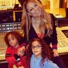 Filhos de Mariah Carey já gravaram suas próprias músicas