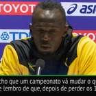 """Bolt: """"Não acho que um campeonato vá mudar o que fiz"""""""