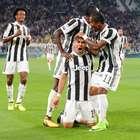 Com gol brasileiro e show de Dybala, Juventus goleia Torino