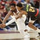 Cavaliers perdem para os Hawks na estreia de Dwyane Wade