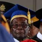 Presidente do Zimbábue faz 1ª aparição pública após 'golpe'