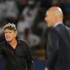 """Renato diz que sai de cabeça erguida: """"eles têm uma seleção"""""""