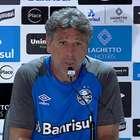 """Renato Gaúcho: """"Responsabilidade aumentou"""""""