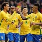 Os times estrangeiros que mais cederam jogadores à Seleção