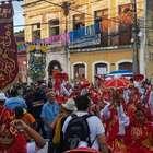 Olinda tem atrações em 10 polos; festa acaba com Nação Zumbi