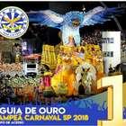 Águia de Ouro está de volta à elite do Carnaval de SP