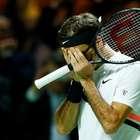 Federer faz história, vence e volta a ser nº 1 aos 36 anos