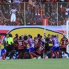 Federação dá vitória ao Bahia por W.O. após briga no Ba-Vi