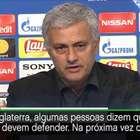 """Mourinho sobre função de Sánchez: """"Vou perguntar a David ..."""