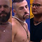 'BBB18': Diego, Caruso e Kaysar reforçam aliança