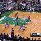 Celtics vence Thunder por 100 a 99 no último segundo