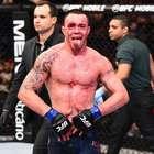 """Astro do UFC revela ameaça por """"líder de favela"""" no Brasil"""