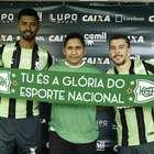 Leandro Donizete e Ricardo Silva são apresentados no ...
