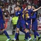 Barcelona dá show, goleia o Sevilla e leva a Copa do Rei