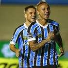 Grêmio estreia na Copa do Brasil vencendo o Goiás fora