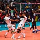 Cruzeiro bate Sesi-SP em batalha de 5 sets na 1ª final