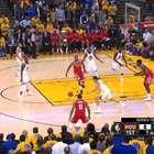 BASQUETE: NBA: Warriors destroem Rockets com 126-85
