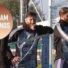 Rússia 2018: Neymar e Messi começam a treinar