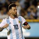 Como Messi acabou envolvido no conflito israelo-palestino