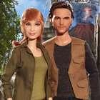Jurassic World - Reino Ameaçado: Chris Pratt e Bryce ...