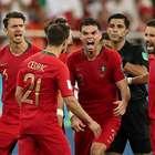 Portugal cede empate ao Irã e avança na segunda posição