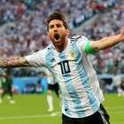 Argentina anuncia lista para Copa América com Messi