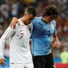 Exame aponta lesão e Cavani é dúvida na seleção do Uruguai