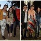 Larissa Manoela veste look jeans em clipe de Zezé e Luciano
