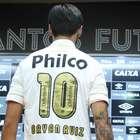 Climão! Santos apresenta reforço com camisa que é de Gabigol