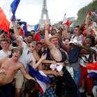 A Copa das zebras: França campeã após fracasso de gigantes