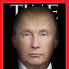 Capa da revista 'Time' mescla rostos de Trump e Putin