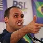 Filho de Bolsonaro usou dinheiro da Câmara para viagens
