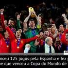 David Silva se aposentou da seleção da Espanha