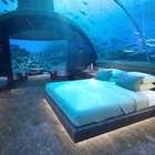 Hotel nas Maldivas terá quarto no fundo do oceano