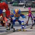 Disney enfim mostrou Big Hero 6 em Kingdom Hearts III
