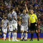 Cruzeiro promete ação na Conmebol após expulsão de Dedé