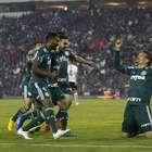 Palmeiras vence o Colo-Colo e sai na frente nas quartas